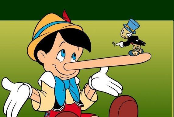 Όσο πιο μεγάλο ψέμα πεις...