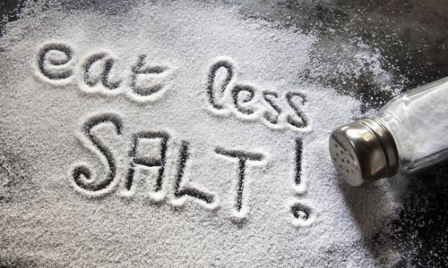 το αλάτι και τι κάνουμε