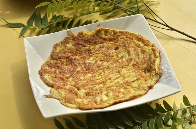 μια αλμυρή διαφορετική συνταγή για pancake λαχανικών