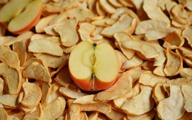 Πως να φτιάξετε τα δικά σας αποξηραμενα φρούτα