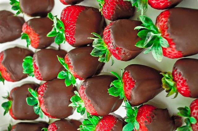 Σοκολάτα σαν σνάκ. Μπορώ;