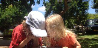πόσο νερό να πίνει το παιδί μου