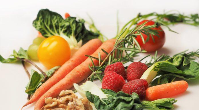 vegan διατροφή