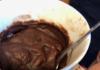 σοκολατένιο κέικ κουπάτο