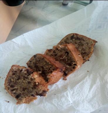 νηστίσιμο κέικ βρώμης, κέικ βρώμης