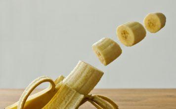 μάφιν σοκολάτας με μπανάνα, μπανάνα, μάφιν