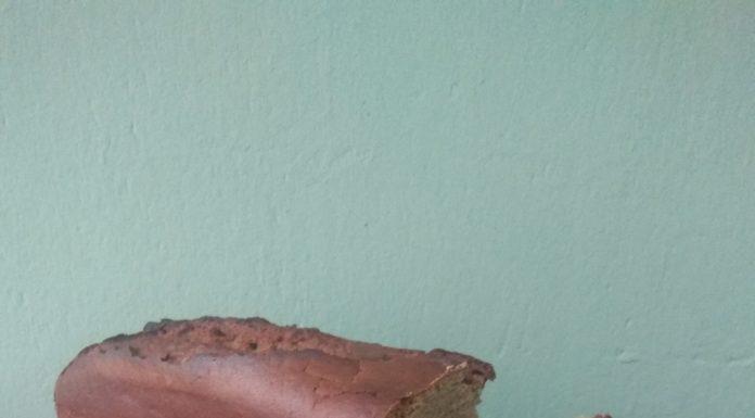 κέικ με ταχίνι, νηστίσιμο κέικ με ταχίνι