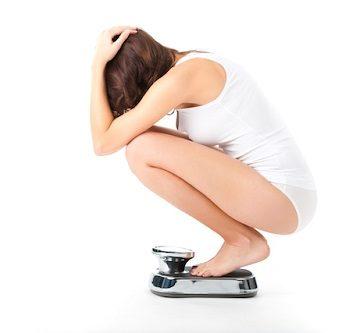 μην αφήνετε την απελπισία να ορίσει την δίαιτά σας