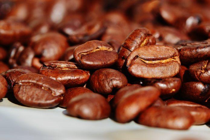 καφές, κόκκοι καφέ