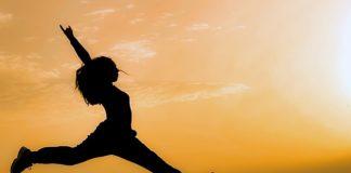 με την άσκηση παράγονται ενδορφίνες