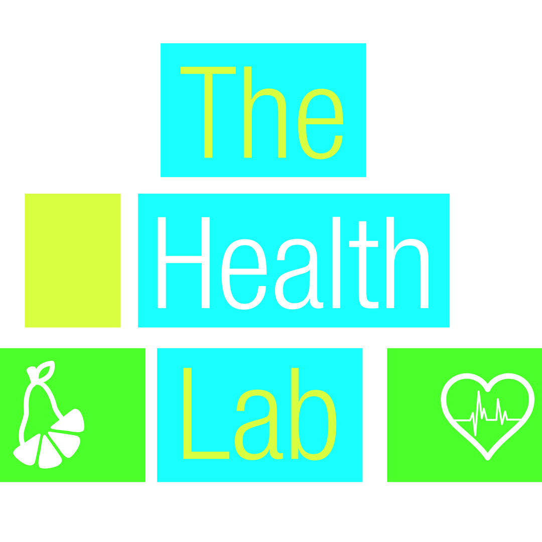 The Health Lab🍎💪🍒🍓✌